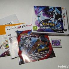 Videogiochi e Consoli: POKEMON ULTRALUNA ( NINTENDO 2DS - 3DS - PAL - ESPAÑA). Lote 259015975
