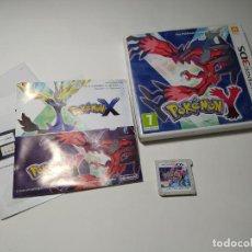 Videogiochi e Consoli: POKEMON Y ( NINTENDO 2DS - 3DS - PAL - ESPAÑA). Lote 259016120