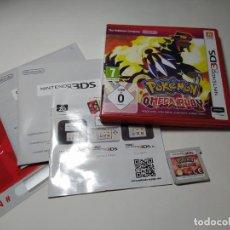 Videogiochi e Consoli: POKEMON OMEGA RUBI ( NINTENDO 2DS - 3DS - PAL - ESPAÑA). Lote 259016230