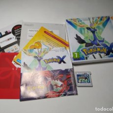 Videogiochi e Consoli: POKEMON X ( NINTENDO 2DS - 3DS - PAL - ESPAÑA). Lote 259016290