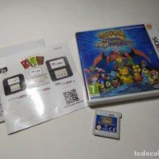 Videogiochi e Consoli: POKEMON MUNDO MEGAMISTERIOSO ( NINTENDO 2DS - 3DS - PAL - ESPAÑA). Lote 259016360