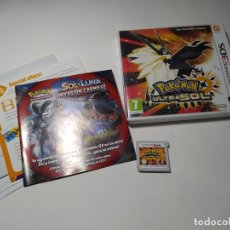 Videogiochi e Consoli: POKEMON ULTRASOL ( NINTENDO 2DS - 3DS - PAL - ESPAÑA). Lote 259016430