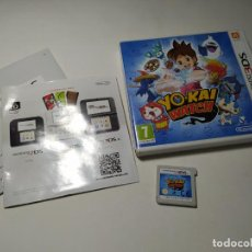 Videogiochi e Consoli: YO- KAI WATCH ( NINTENDO 2DS - 3DS - PAL - ESPAÑA). Lote 259016490