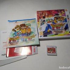 Videogiochi e Consoli: INAZUMA ELEVEN GO - CHRONO STONES LLAMARADA ( NINTENDO 2DS - 3DS - PAL - ESPAÑA). Lote 259017330