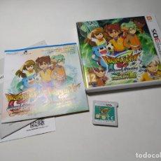Videogiochi e Consoli: INAZUMA ELEVEN GO - CHRONO STONES TRUENO ( NINTENDO 2DS - 3DS - PAL - ESPAÑA). Lote 259017410