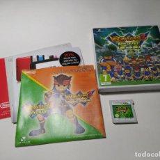 Videogiochi e Consoli: INAZUMA ELEVEN 3 - RAYO CELESTE ( NINTENDO 2DS - 3DS - PAL - ESPAÑA). Lote 259017465