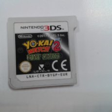 Videojuegos y Consolas: YOKAI WATCH 2. FANTASQUELETOS BONY SPIRIT. 3DS. Lote 260733205