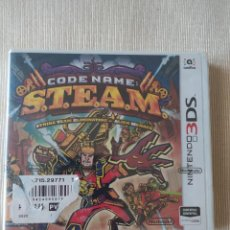 Videojuegos y Consolas: NINTENDO 3DS CODE NAME S.T.E.A.M. NUEVO. Lote 261245110