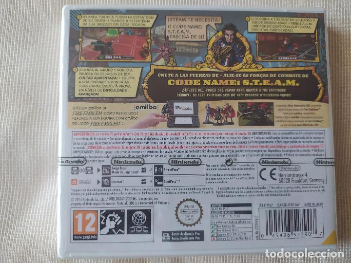 Videojuegos y Consolas: NINTENDO 3DS CODE NAME S.T.E.A.M. NUEVO - Foto 2 - 261245215