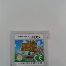 Videojuegos y Consolas: ANIMAL CROSSING. NINTENDO 3DS. Lote 261787110