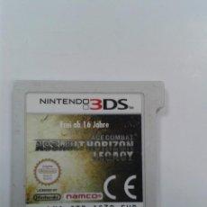 Videojuegos y Consolas: ASSAULT HORIZON LEGACY. NINTENDO 3DS. Lote 262286790
