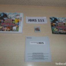Videojuegos y Consolas: 3DS - SUPER POKEMON RUMBLE , PAL ESPAÑOL , COMPLETO. Lote 262622050