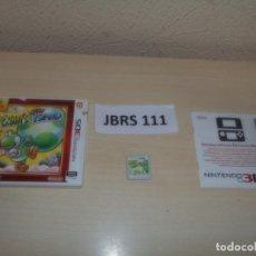 Videojuegos y Consolas: 3DS - YOSHI,S NEW ISLAND , PAL ESPAÑOL , COMPLETO. Lote 262622325