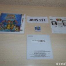 Videojuegos y Consolas: 3DS - POKEMON MUNDO MEGAMISTERIOSO , PAL ESPAÑOL , COMPLETO. Lote 262622970