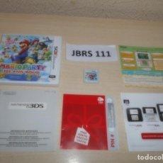 Videojuegos y Consolas: 3DS - MARIO PARTY - ISLAND TOUR , PAL ESPAÑOL , COMPLETO. Lote 262623025