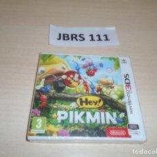Videojuegos y Consolas: 3DS - HEY PIKMIN , PAL ESPAÑOL , PRECINTADO. Lote 262623320