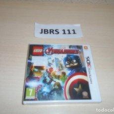 Videojuegos y Consolas: 3DS - LEGO VENGADORES , PAL ESPAÑOL , PRECINTADO. Lote 262623935