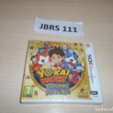 Videojuegos y Consolas: 3DS - YO-KAI WATCH 2 - CARNAMINAS , PAL ESPAÑOL , PRECINTADO. Lote 262625260