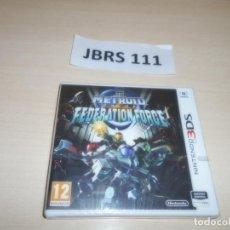 Videojuegos y Consolas: 3DS - METROID PRIME - FEDERATION FORCE , PAL ESPAÑOL , PRECINTADO. Lote 262625360