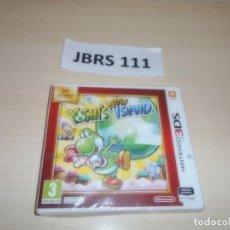 Videojuegos y Consolas: 3DS - YOSHI,S NEW ISLAND , PAL ESPAÑOL , PRECINTADO. Lote 262625405
