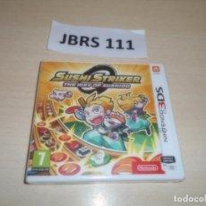 Videojuegos y Consolas: 3DS - SUSHI STRIKER , PAL ESPAÑOL , PRECINTADO. Lote 262625505