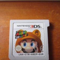 Videojuegos y Consolas: SUPER MARIO 3D LAND (NINTENDO 3DS) (CARATULA REPRODUCCION). Lote 262823520