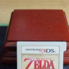 Videojuegos y Consolas: NINTENDO 3DS THE LEGEND OF ZELDA OCARINA OF TIME 3D. Lote 263047105