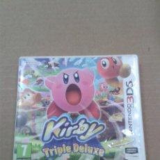 Videojuegos y Consolas: KIRBY TRIPLE DELUXE. NINTENDO 3DS. Lote 267595064