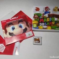 Videojuegos y Consolas: SUPER MARIO 3D LAND ( NINTENDO DS - PAL - ESP). Lote 268878234
