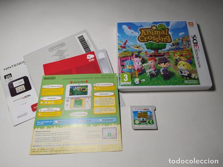 ANIMAL CROSSING NEW LEAF ( NINTENDO DS - PAL - ESP) 1 (Juguetes - Videojuegos y Consolas - Nintendo - 3DS)