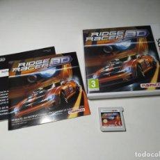 Videogiochi e Consoli: RIDGE RACER 3D ( NINTENDO DS - PAL - ESP). Lote 268878334