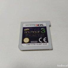 Videojuegos y Consolas: NEW STYLE BOUTIQUE 3 ( SOLO CARTUCHO ) ( NINTENDO DS - PAL - ESP). Lote 268878484
