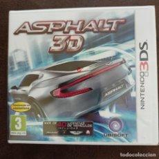Videojuegos y Consolas: ASPHALT ASFALTO 3D NINTENDO 3DS PRECINTADO SELLADO NUEVO. Lote 268981734