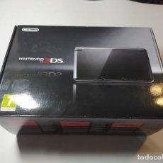 Videojuegos y Consolas: CONSOLA NINTENDO 3DS ( COSMOS BLACK) COMPLETA. Lote 269141843