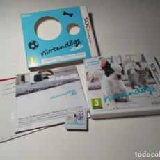 Videogiochi e Consoli: NINTENDOGS + CATS ( BULLDOG ) ( NINTENDO 3DS - PAL - ESP). Lote 269150953