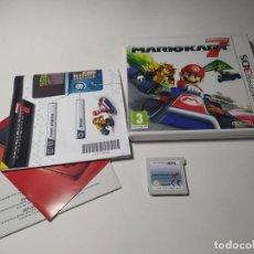 Videogiochi e Consoli: MARIO KART 7 ( NINTENDO 3DS - PAL - ESP). Lote 269151393
