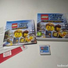 Videojuegos y Consolas: LEGO CITY UNDERCOVER ( NINTENDO 3DS - PAL - ESP). Lote 269151488