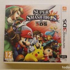 Videojuegos y Consolas: SUPER SMASH BROS, NINTENDO 3DS. Lote 269161108