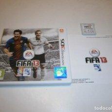 Videojuegos y Consolas: FIFA 13 NINTENDO 3DS PAL ESPAÑA. Lote 269163533