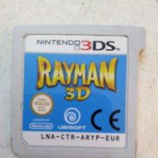 Videojuegos y Consolas: JUEGO NINTENDO 3DS RAYMAN 3D. Lote 269321458