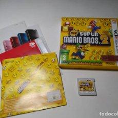 Videojuegos y Consolas: NEW SUPER MARIO BROS. 2 ( NINTENDO 2DS - 3DS - PAL - ESP). Lote 269467903