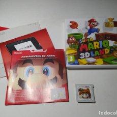 Videojuegos y Consolas: SUPER MARIO 3D LAND ( NINTENDO 2DS - 3DS - PAL - ESP). Lote 269467943