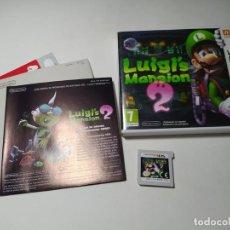 Videojuegos y Consolas: LUIGI´S MANSION 2 ( NINTENDO 2DS - 3DS - PAL - ESP). Lote 269468003