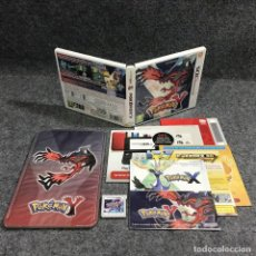 Videojuegos y Consolas: POKEMON Y+FUNDA NINTENDO 3DS XL NINTENDO 3DS. Lote 269685358