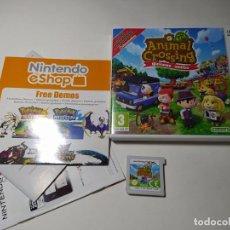 Videogiochi e Consoli: ANIMAL CROSSING : NEW LEAF ( NINTENDO 2DS - 3DS - PAL - ESP). Lote 269816678