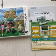 Videojuegos y Consolas: ANIMAL CROSSING NEW LEAF WELCOME TO NINTENDO 3DS N3DS KREATEN. Lote 270173388