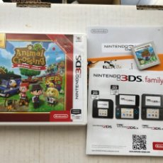 Videojuegos y Consolas: ANIMAL CROSSING NEW LEAF WELCOME AMIIBO SELECTS NINTENDO 3DS N3DS KREATEN. Lote 270173543