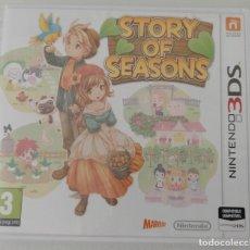 Videojuegos y Consolas: STORY OF SEASONS. NINTENDO 3DS. Lote 272074513