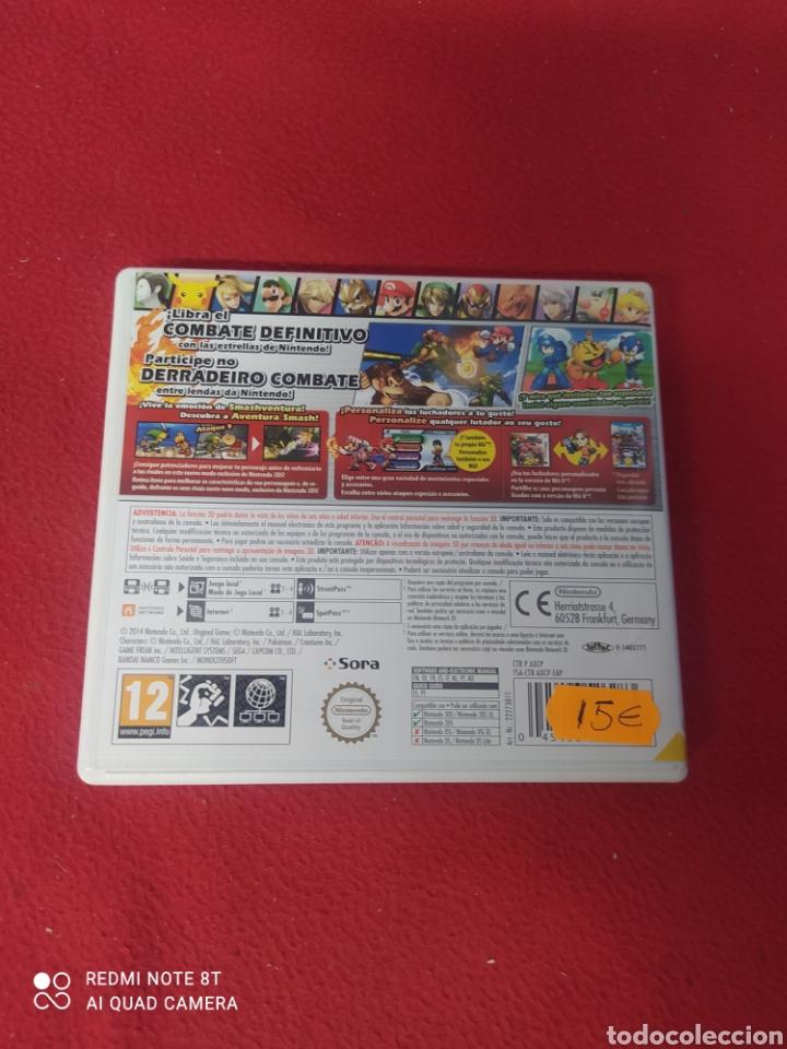 Videojuegos y Consolas: SÚPER SMASH BROS - Foto 2 - 274535163