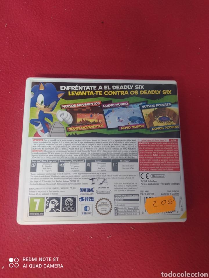 Videojuegos y Consolas: SONIC LOST WORLD - Foto 2 - 274535448